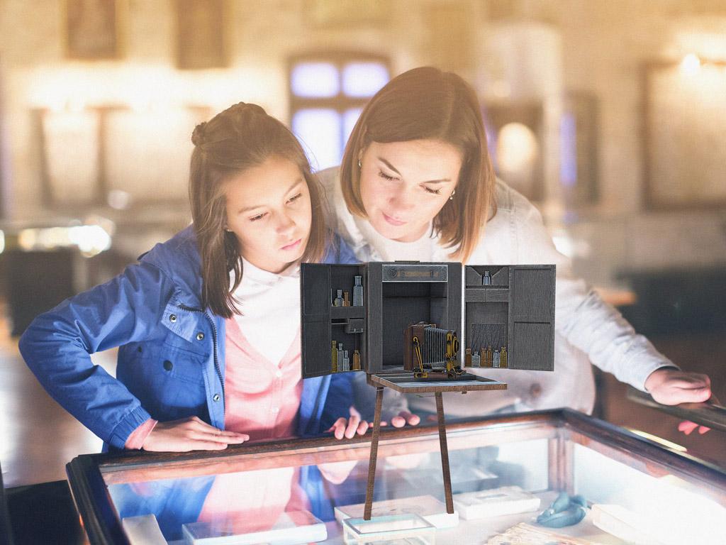 Modelado 3D para Realidad Aumentada