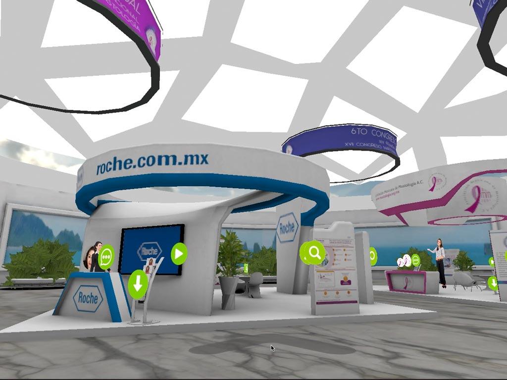 Museos, galerías y espacios virtuales interactivos