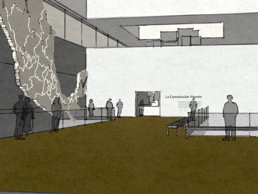 Museo virtual desarrollado en 3D